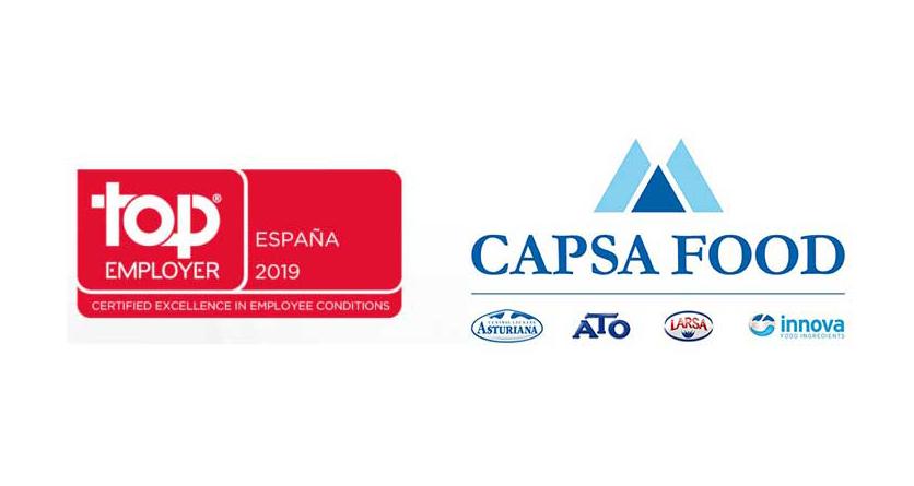 CAPSA Top Employer