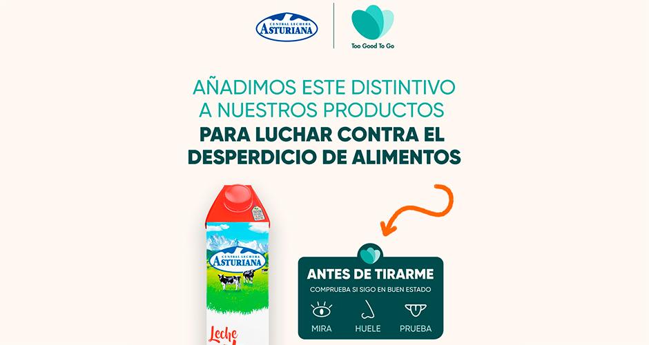 Central-Lechera-Asturiana-se-une-a-la-iniciativa-'Mira,-Huele,-Prueba'-de-Too-Good-To-Go,-para-combatir-el-desperdicio-de-alimentos-con-fecha-de-consumo-preferente
